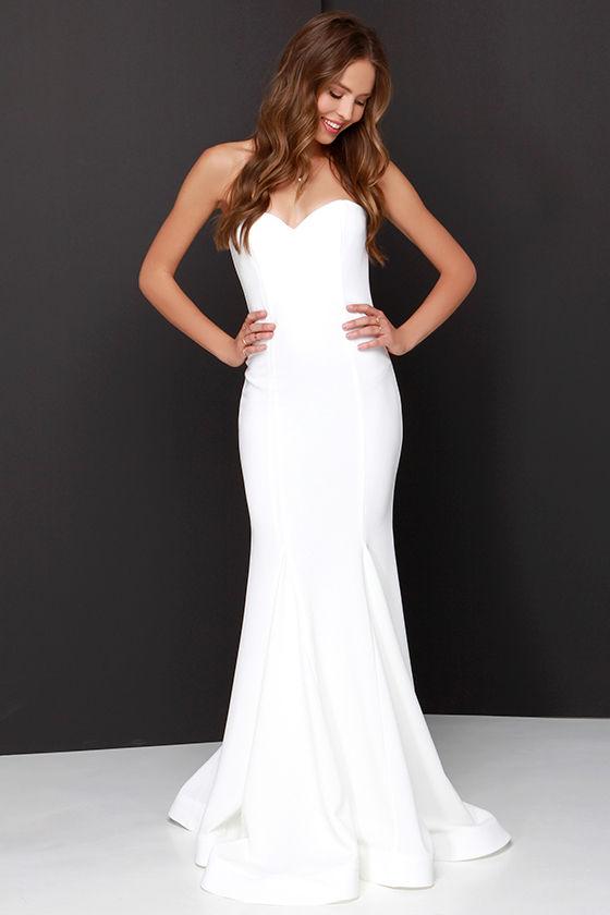 Wedding Dress under $500 by Lulu*s