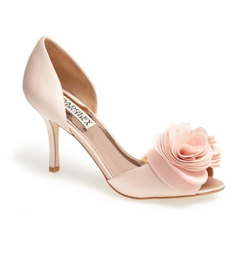 Badgley Mischka Thora Wedding Shoes