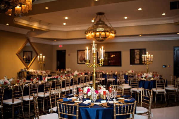 Blue and gold wedding at the casa monica hotel 118