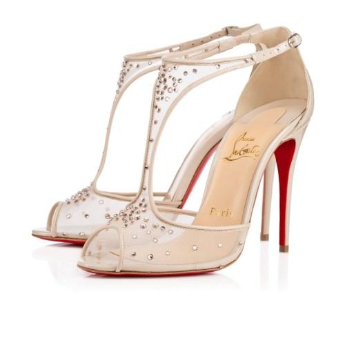 Christian Louboutin Pantinana Wedding Shoes