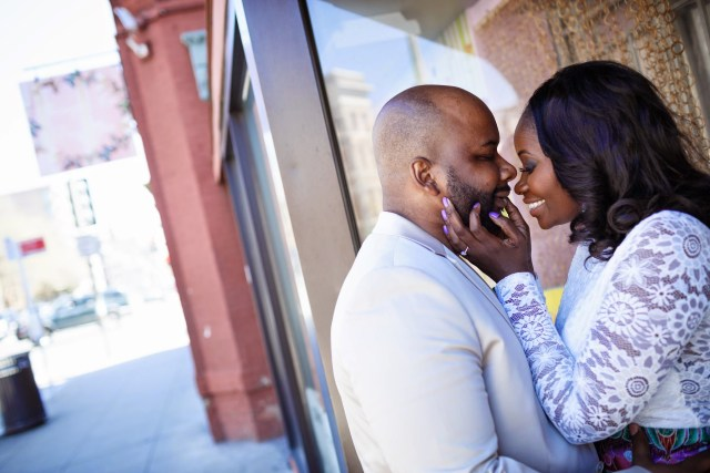 Spring Engagement Shoot in DC 52