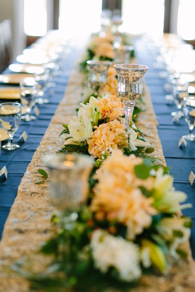 blue and yellow wedding at the Kendall Plantation 25