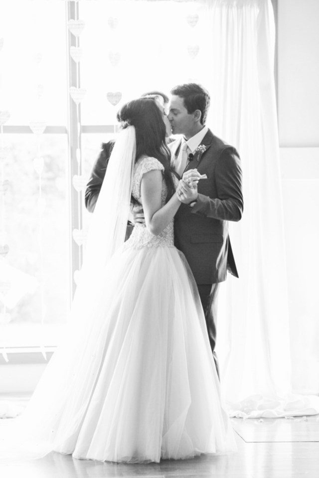 Blush and Grey Vintage Chic Inspired Wedding by Shively_Whitney_Monique_Hessler_Photography (14)
