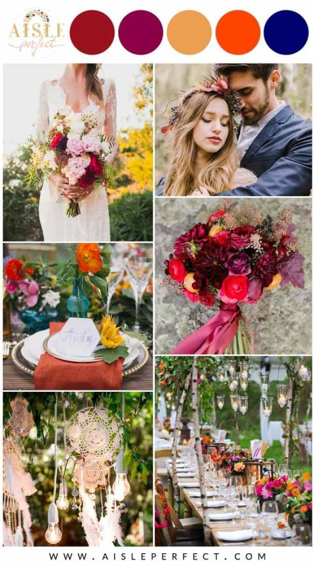 Bohemian-Wedding- Inspiration