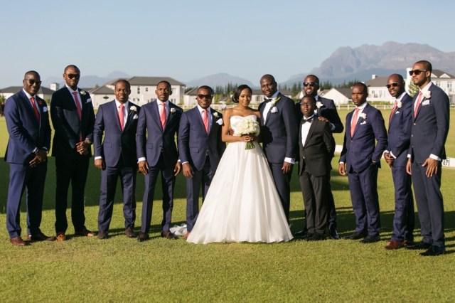 Luxury Wedding at Val de Vie in Capetown 137