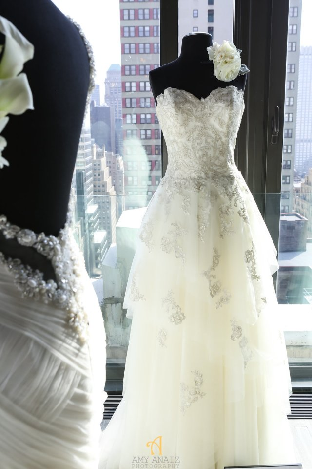 Bridal fashion week recap- badgley mischka 8