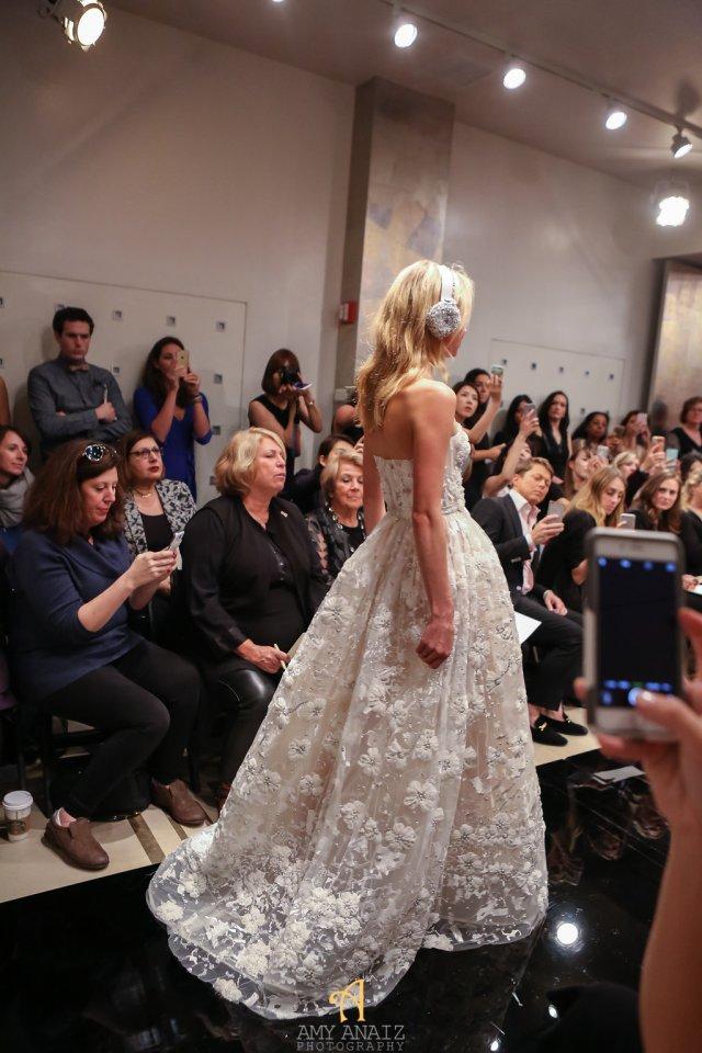 Reem Acra Fall 2016 Bridal Fashion Week 2