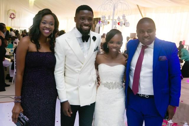 Slam2014 - Segi and Olamide Adedeji's Wedding in Ruby Gardens Nigeria 211