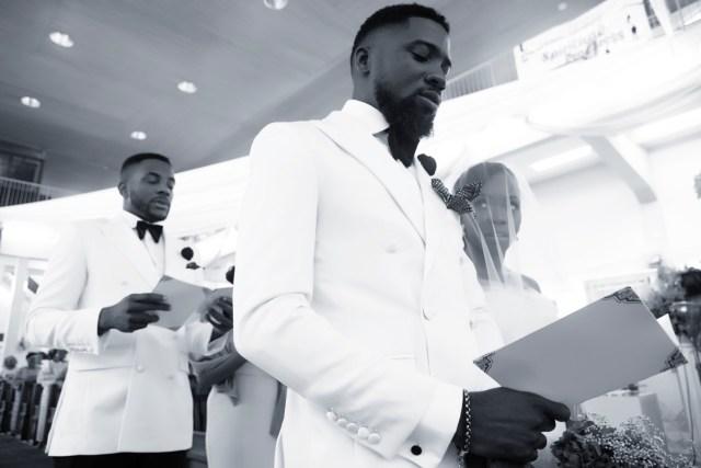 Slam2014 - Segi and Olamide Adedeji's Wedding in Ruby Gardens Nigeria 60