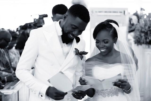 Slam2014 - Segi and Olamide Adedeji's Wedding in Ruby Gardens Nigeria 66