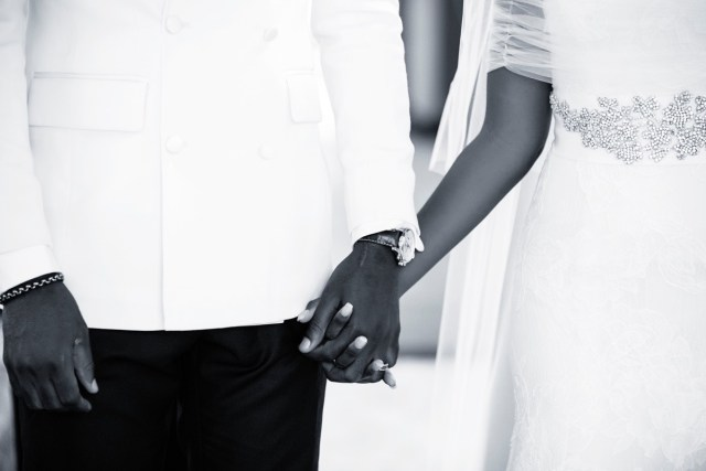 Slam2014 - Segi and Olamide Adedeji's Wedding in Ruby Gardens Nigeria 82