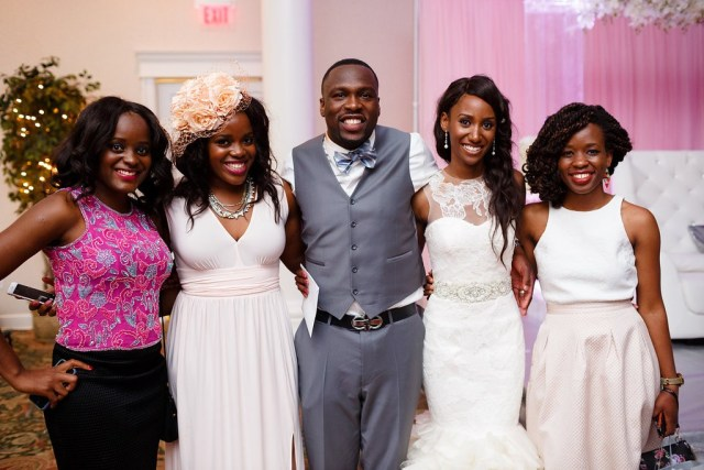 Chiso and Jeff's Virginia Wedding by Wale Ariztos 32
