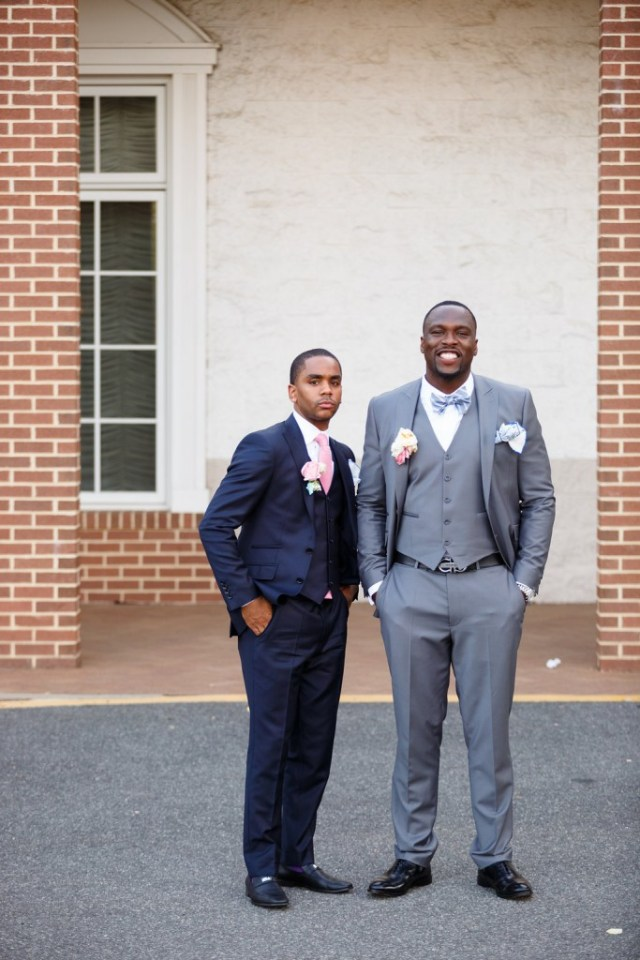 Chiso and Jeff's classic blue and pink wedding by wale ariztos photography 13