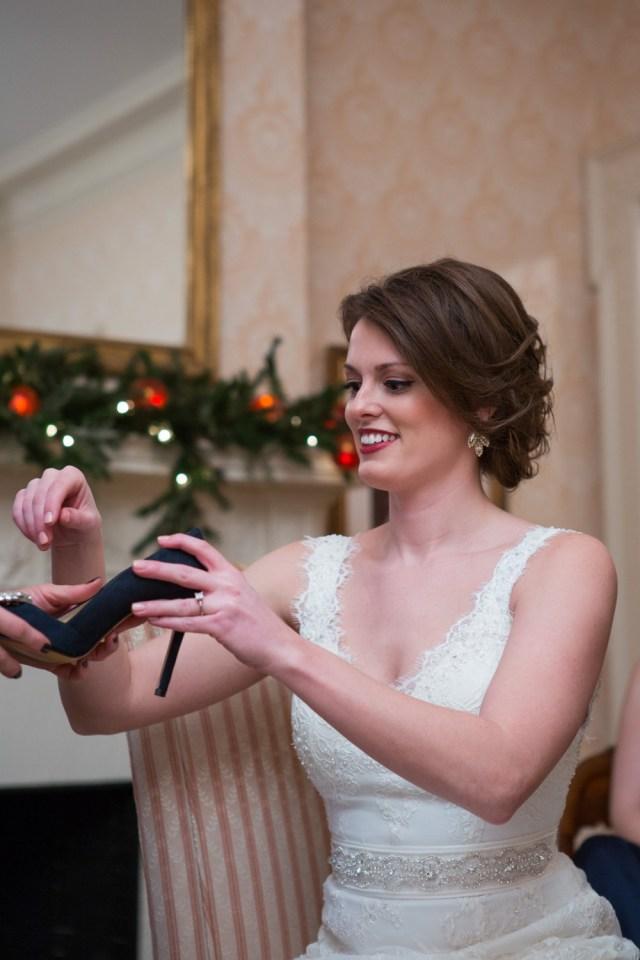Winter Wedding by Bartlett Pair Photography 12
