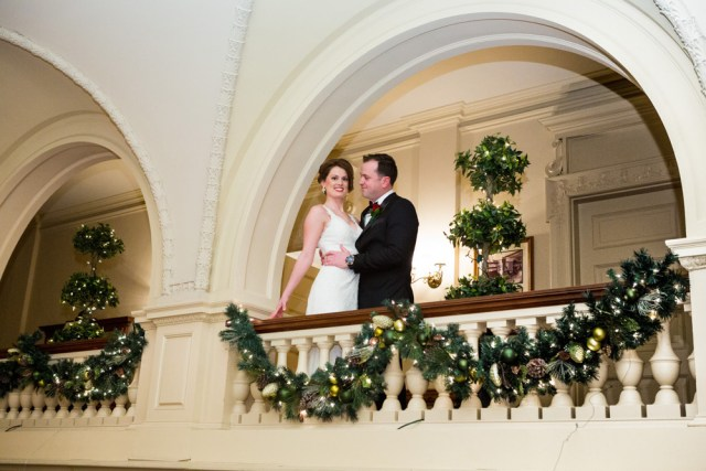 Winter Wedding by Bartlett Pair Photography 22