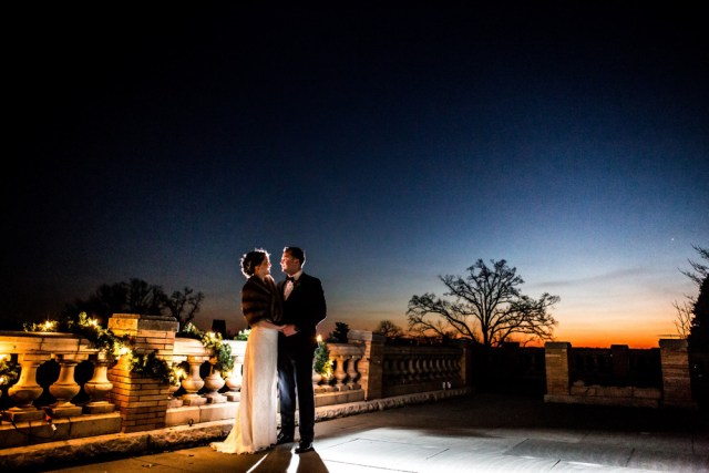 Winter Wedding by Bartlett Pair Photography 39