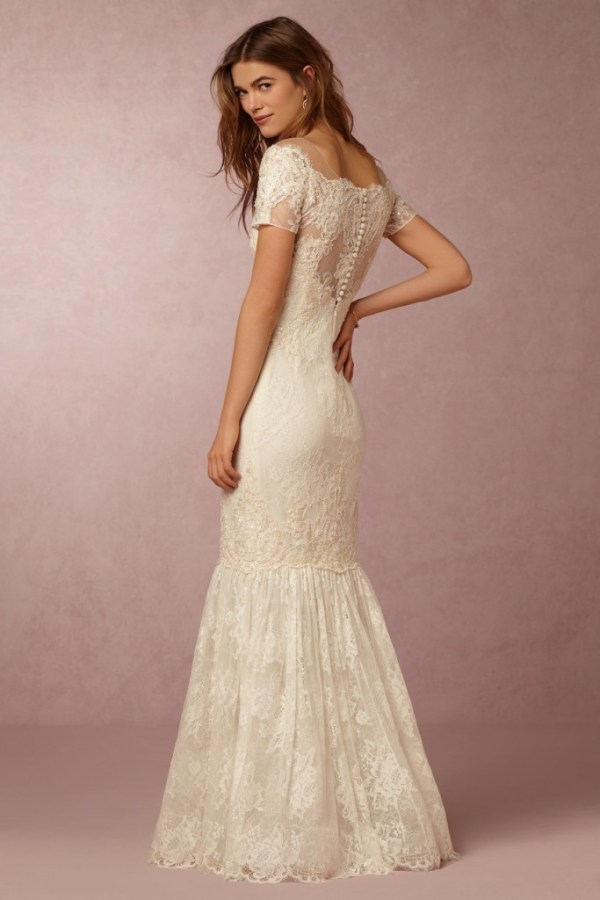 Bhldn and Marchesa Ephra Gown_back