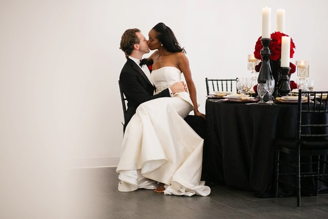 Scandal Olivia Pope and Fitz Wedding- By petronella13