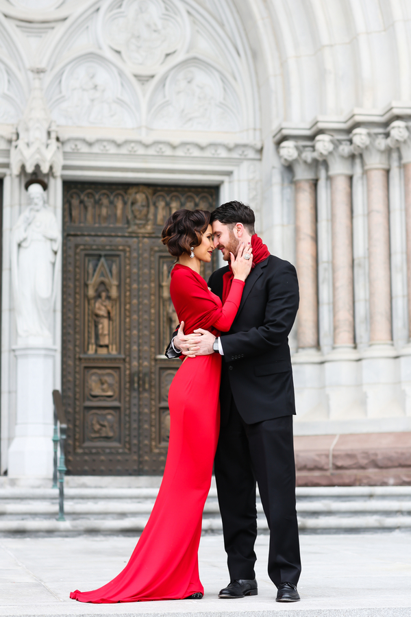 Valentines Day Engagement Shoot Inspiration by Digna Toledo Photography (9)