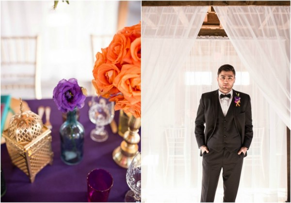 arabian nights inspired wedding
