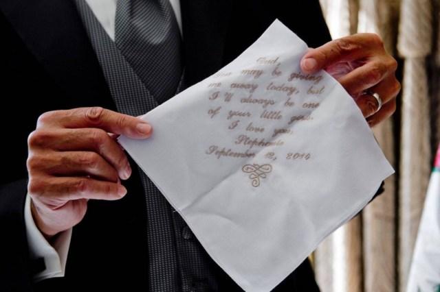 Elegant NYC Wedding wih Glam Details 23