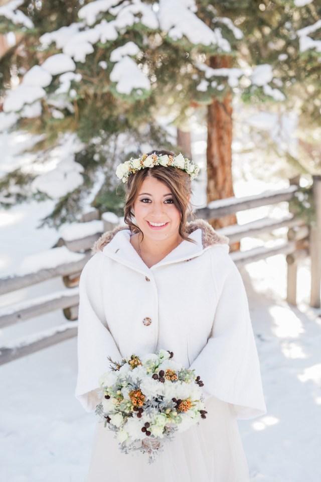 Lake Tahoe Wedding Photographer - Winter Wedding-57
