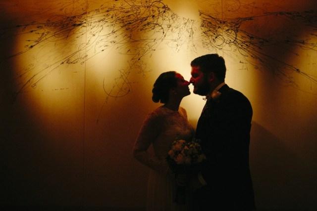 Intimate Washington DC Wedding 56