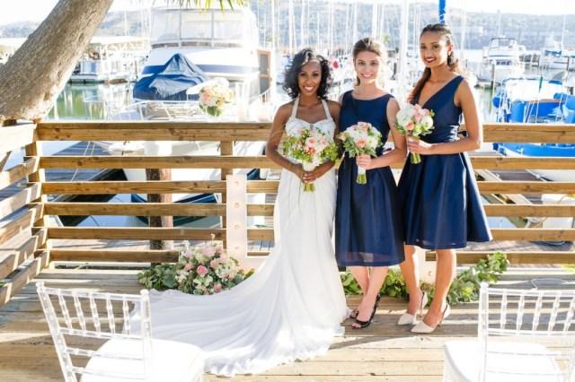 Nautical Lighthouse Wedding Inspiration Shoot (5)