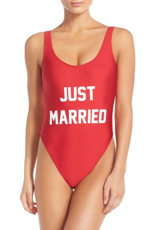 justmarried swimsuit