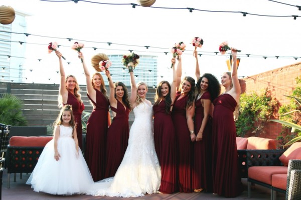 marsala-bridesmaids-convertible-dresses