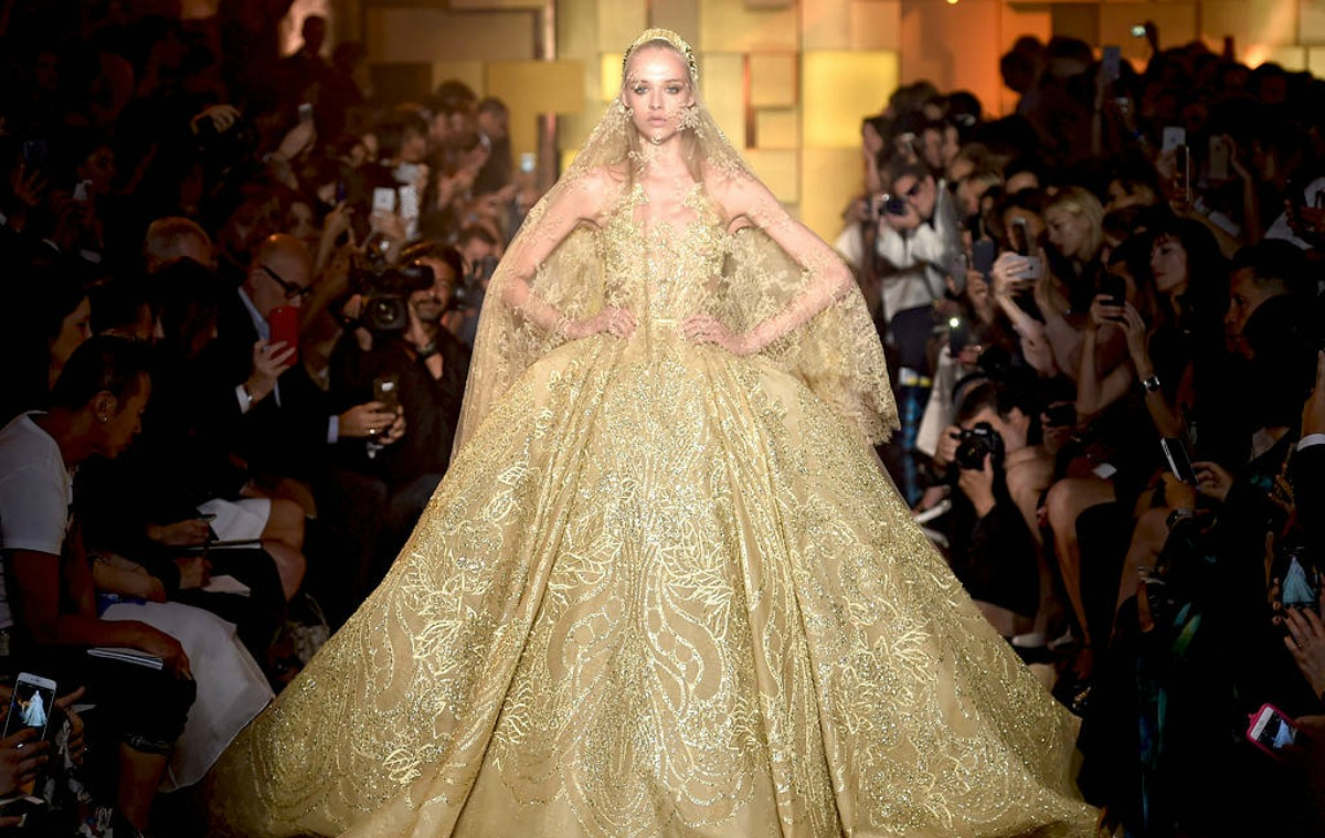 15 Yellow Wedding Dresses Perfect for Belle {Beauty and the Beast} - Perfete