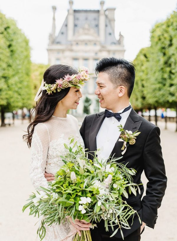 extra large greenery bouquet