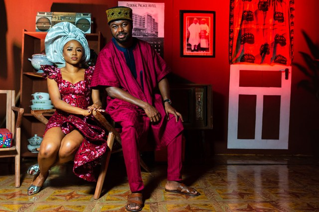 Old School Themed 30th Birthday Party in Nigeria-23. By Perfete.