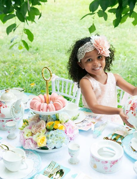 Charming Kids' Tea Party Decor Ideas-18