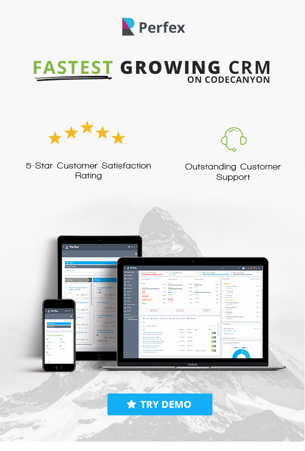 Perfex - Powerful Open Source CRM - 6