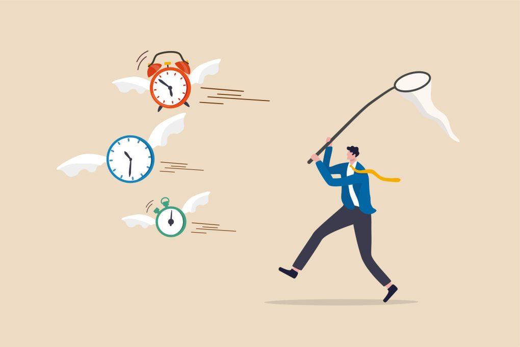 Usare il tempo o buttare il tempo?