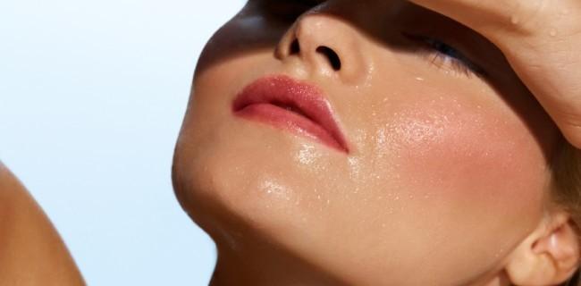 Cuidados com a pele oleosa