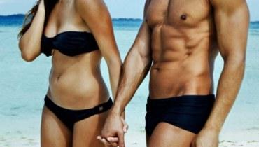 Partes do corpo preferidas de homens e mulheres