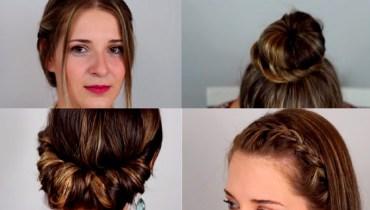 Curso de penteados online com Rafaelli Antes