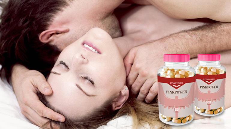 Pink Power: remédio para aumentar o desejo feminino natural