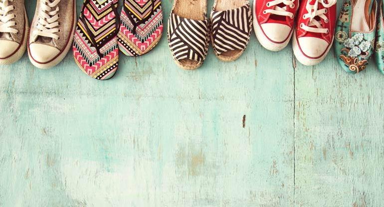 Calçados femininos: tendências para 2020