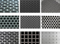 Decorative Aluminum Perforated Sheet Architectural Mesh ...