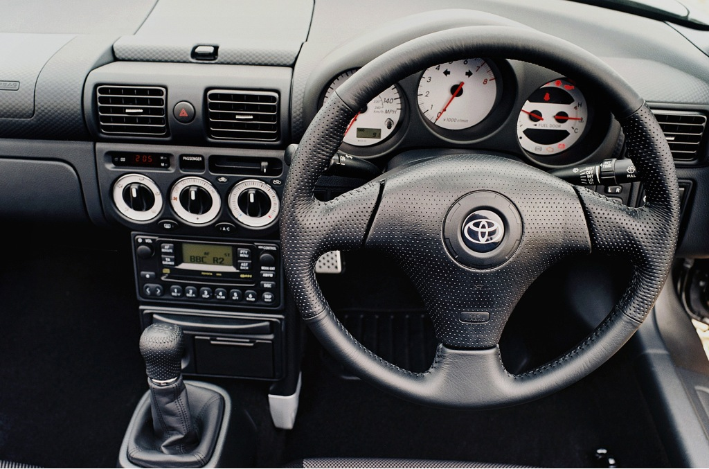 Toyota MR 2 Mk3 1999 2007