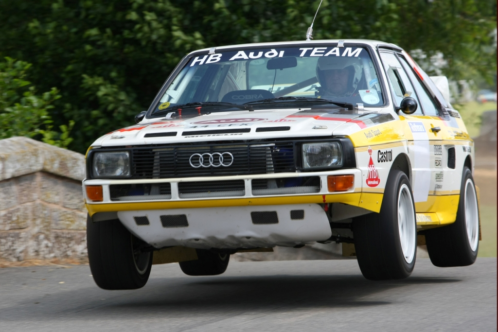 Audi Quattro Rally Car Wallpaper Legendary Group B Supercars To Be Honoured On Wales Rally Gb