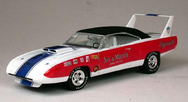 1970 Sox Amp Martin C Mp Hemi Superbird Details Diecast