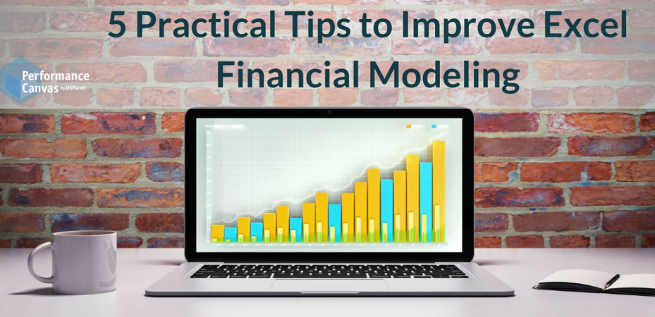5 Practical Tips To Improve Excel Financial Modeling