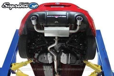 GReddy 10118206 Supreme SP Exhaust for Scion (ZN6) FR-S / Toyota 86 / Subaru BRZ