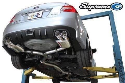 Subaru (VA) STI/WRX Sedan Supreme SP Exhaust 10168202