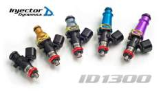 INJECTOR DYNAMIC 1300.48.14.14.6 ID1300 injectors for Nissan Y61 Patrol (TB48DE)