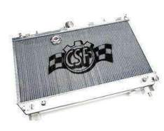 CSF 3163 Aluminum Racing Radiator for Mitsubishi Evolution 7/8/9 (2003-2007)